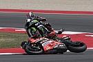 World Superbike VÍDEO: Davies sofre fratura ao ser atropelado por Rea