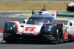 Le Mans Intervista Bamber: