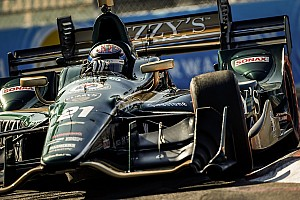 IndyCar Noticias Veach sustituirá a Hildebrand en Barber