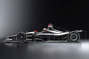 Indy revela mais detalhes do carro de 2018