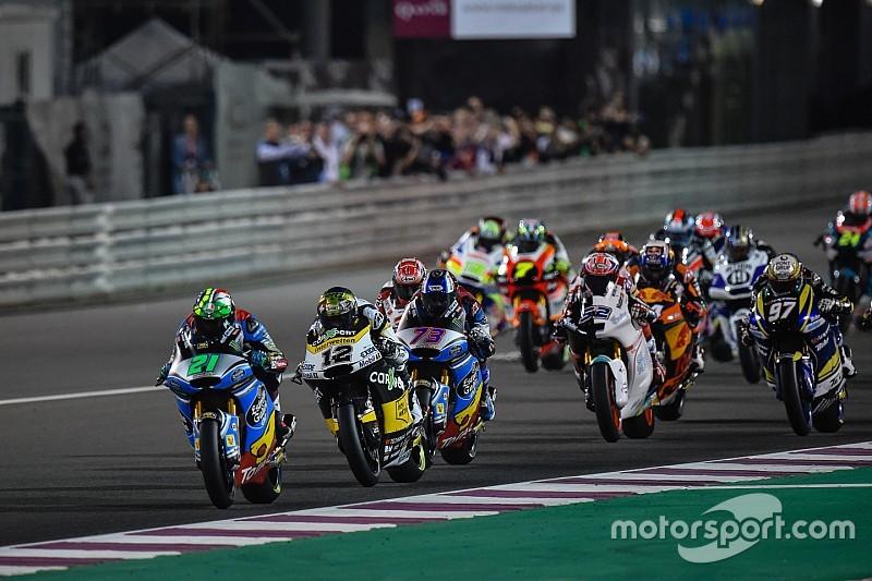 Data dan fakta jelang Moto2 Argentina
