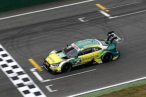 DTM Verslag vrije training DTM Hockenheim: Rockenfeller voert Audi 1-2-3 aan in eerste training
