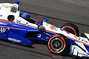 IndyCar Breaking news Castroneves: Qualifying form shows I can still win races