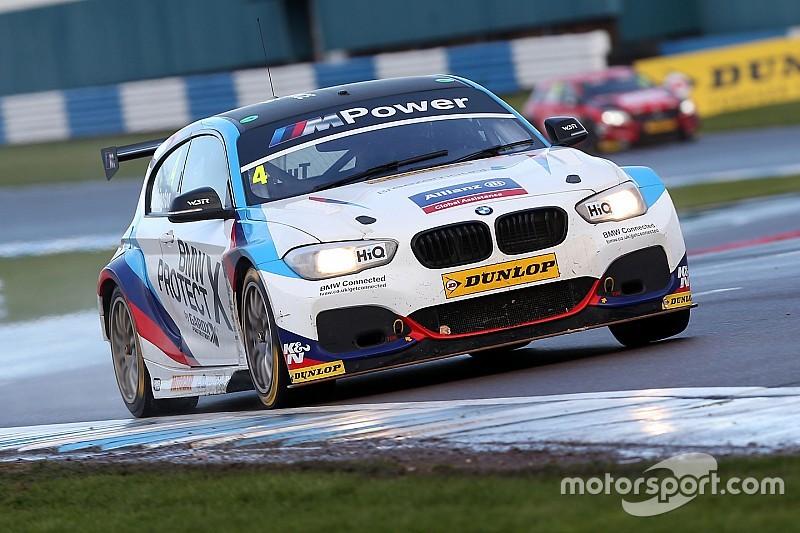 Thruxton BTCC: BMW 100. galibiyetinin yanında üç yarışta üç faklı kazanan