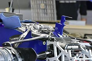 Gallery: Key F1 tech shots at British GP