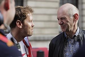 Newey zegt slapeloze nachten te hebben gehad van aanbieding Ferrari