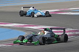 Formule Renault Actualités La bonne opération de Sacha Fenestraz au Circuit Paul Ricard