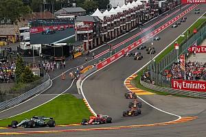 Fórmula 1 Últimas notícias Bélgica garante extensão de contrato com F1 por três anos