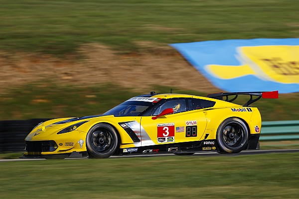 IMSA VIR IMSA: BMW misfortune hands win to Corvette