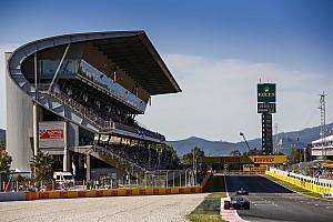 Формула 1 Новость В Барселоне заменили асфальт: первые тесты Ф1 станут непоказательными