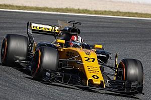 F1 Noticias de última hora Hulkenberg dice que a Renault lo perjudicó el viento