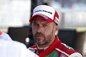 WTCC Breaking news Monteiro to miss Macau WTCC round too