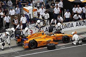 McLaren, Indy 500 için tamamen ayrı bir takım kuracak