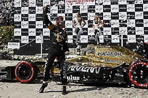 IndyCar Relato da corrida Hinchcliffe acerta na tática e vence em Long Beach