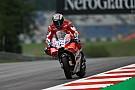 Dovizioso bate Viñales na Áustria; Rossi não entra no top-10