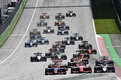 F3: Fraga e Fittipaldi se destacam por várias ultrapassagens na Áustria