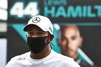 """Hamilton cita Senna como inspiração nas pistas e no combate ao racismo: """"Quero ver que venci, mas que fui parte da mudança"""""""