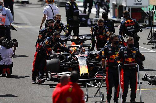 A Red Bull melegebb hétvégével számol a második silverstone-i futamon