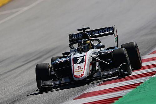 Pourchaire signe un premier succès opportuniste en FIA F3