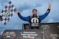 Andrew Ranger completes western swing with Edmonton win