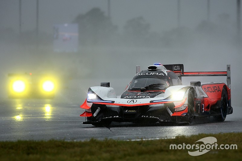 """Rossi: Acura """"absolutely"""" could have won in the dry"""