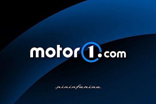 Motor1.com presenta nuevo logo rediseñado por Pininfarina