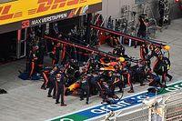 Red Bull: pit stop di Verstappen in 1 secondo e 86 centesimi!