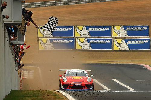 Porsche Cup: Zonta e Neugebauer vencem no Velocitta; carro de Massa fica em 6º