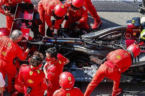 Ferrari: ci sarà il veto al congelamento dei motori?