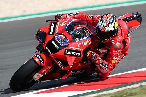 MotoGP Portimao: Isınma turlarının ardından en hızlısı Miller