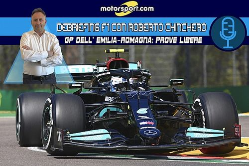 Podcast: Chinchero analizza le Libere del GP dell'Emilia Romagna