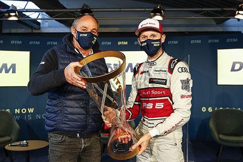 Berger: Hengkangnya Rast Kehilangan Besar bagi DTM