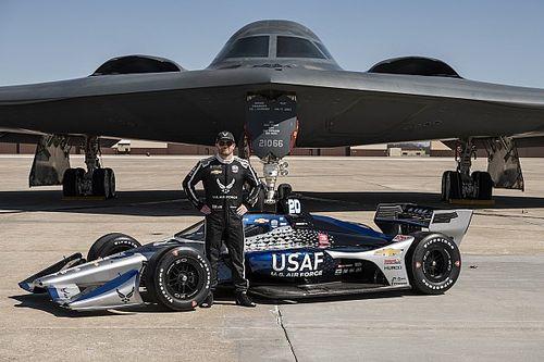 Ed Carpenter Racing reveals Daly's USAF B-2 livery for 2021