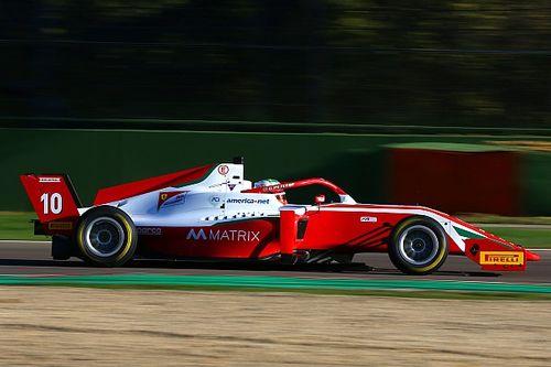 Petecof vai ao pódo em Ímola e mantém liderança para a última etapa da Fórmula Regional