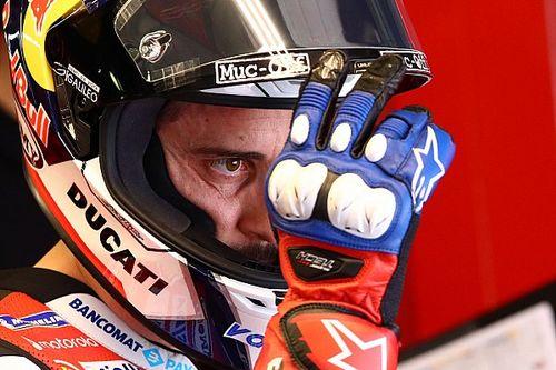 "Dovizioso ""happier than some in Ducati"" with MotoGP achievements"
