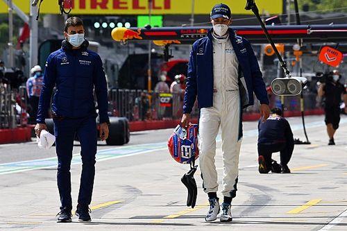 Russell insists Bottas crash won't harm Mercedes relationship