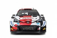 Фото: Toyota Yaris WRC 2021 года