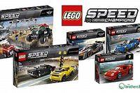Lego prepara nuevos sets Speed Champions para verano de 2021