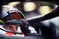 Foto's: Dit is de nieuwe helm van Max Verstappen