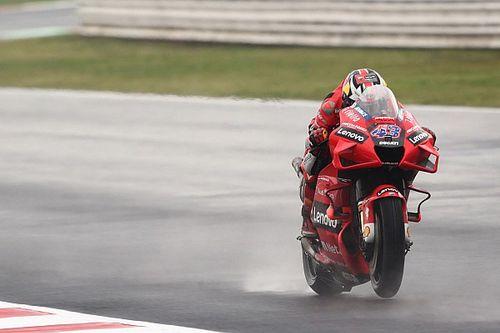 Miller domineert vrijdagse trainingen voor GP Emilia-Romagna