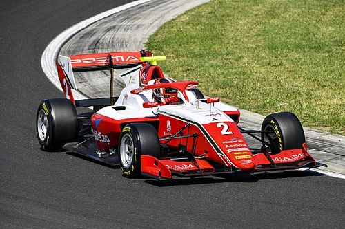 F3: Leclerc lidera dobradinha da Prema em quali para prova de domingo