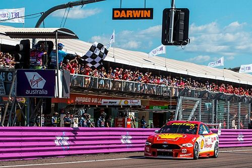Spectators allowed to attend Darwin Supercars round