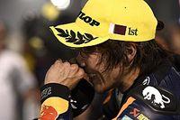 MotoGPコラム:長島哲太Moto2初優勝。ラスト数周、脳裏をよぎった富沢祥也の姿
