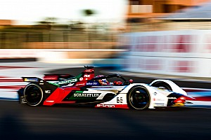 Müller topt Formule E-test in Marrakesh