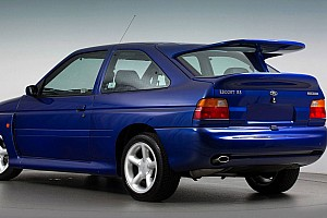 Clásicos legendarios: Ford Escort RS Cosworth (1992-1996)