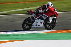 CEV Moto3 Valencia: Garcia podium tertinggi, Gerry Salim tersungkur
