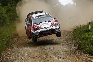 WRC Rallye Australien 2018: Tänak an der Spitze, Ogier auf Titelkurs
