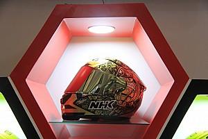 GP-R Tech, helm terbaru NHK dengan teknologi MotoGP