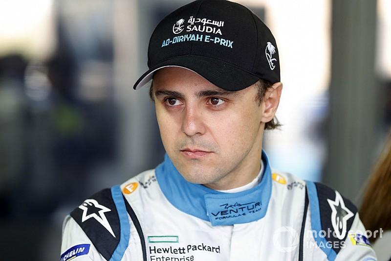 Massa se estrena en Fórmula E con dos sanciones
