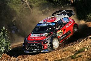 WRC Catalonië: Loeb pakt eerste zege sinds 2013, Ogier nieuwe WK-leider